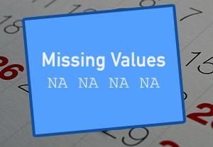 داده های گم شده